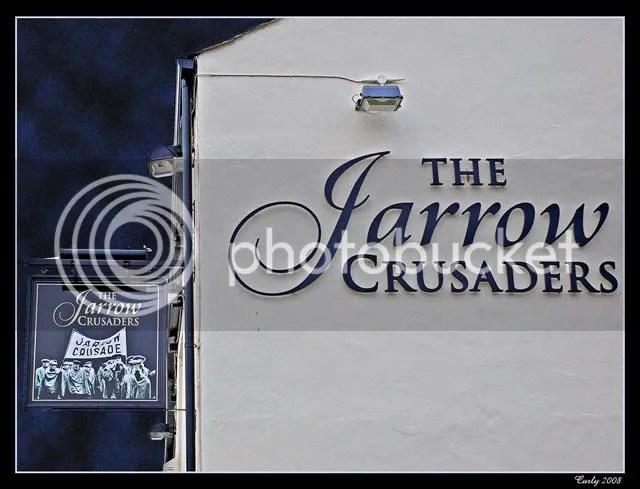 Jarrow Crusaders pub