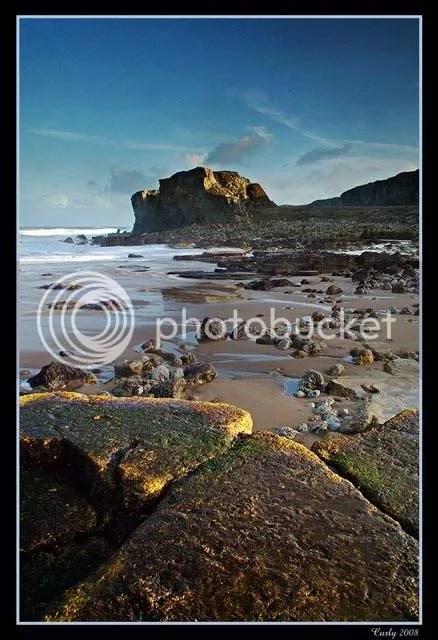 Target Rock, South Shields