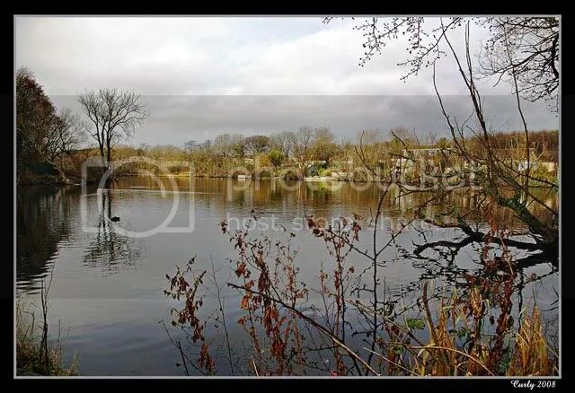 Barmston Lake near South Shields