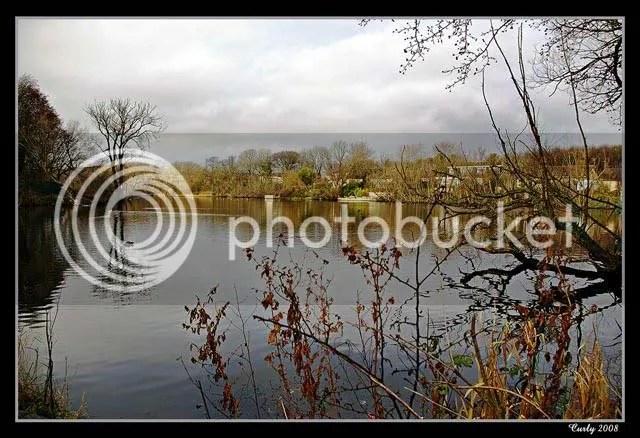 Barmston Lake near South Shields