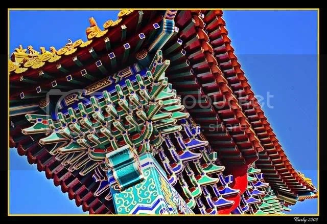 Chinese gateway, Newcastle