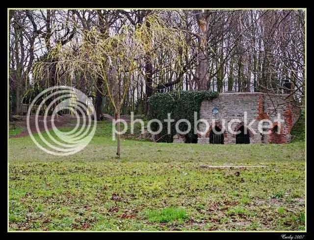Cleadon Grotto, near South Shields