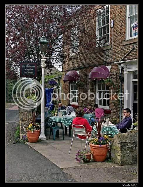 Tea Room, Morpeth