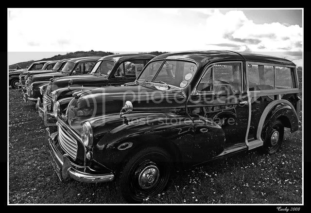 Morris cars, South Shields