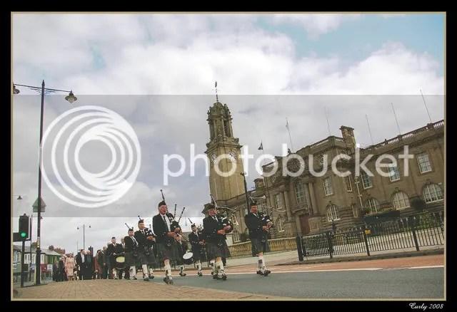 Mayor's Sunday, South Shields