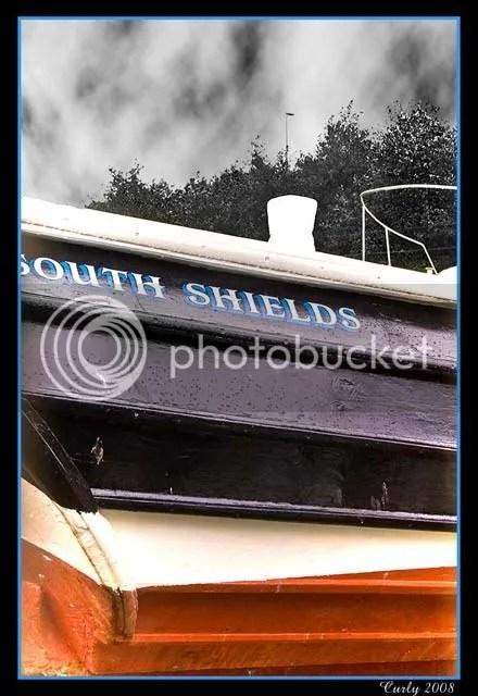 Boat, South Shields