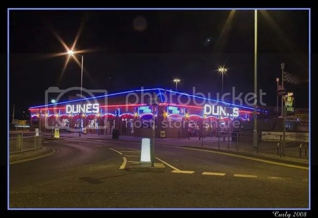 The Dunes, South Shields