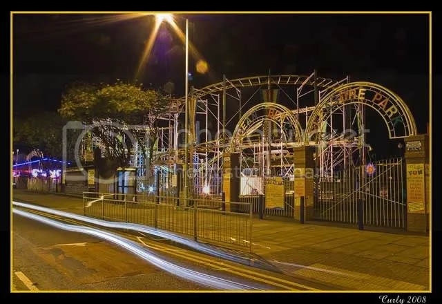 Ocean Beach Amusement Park, South Shields