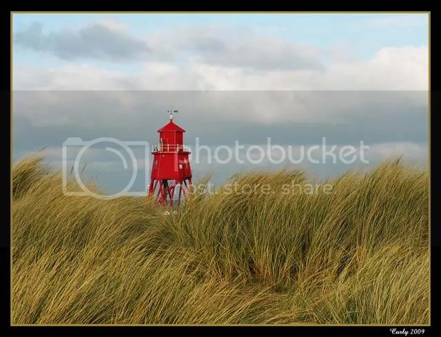 The Groyne lighthouse, South Shields
