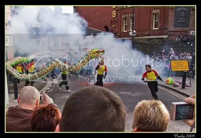Chinese New Year , Newcastle 2009