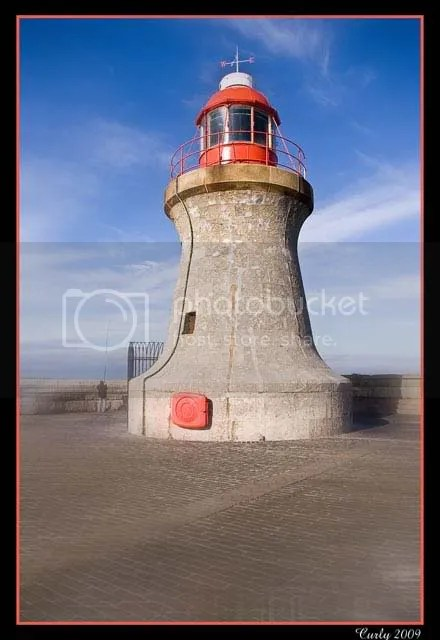 Lighthouse, South Shields pier