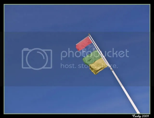 Flag, South Shields