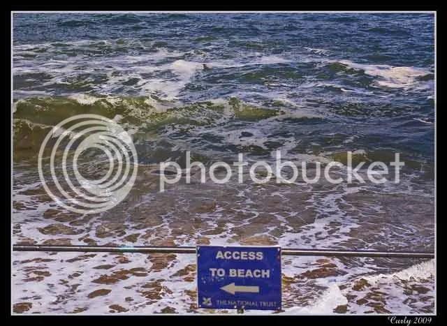 Marsden beach, South Shields