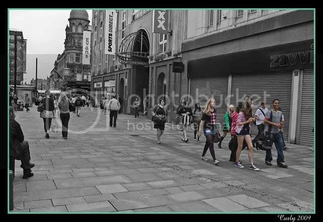 Northumberland Street, Newcastle