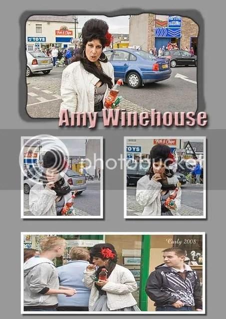 Amy Winehouse?