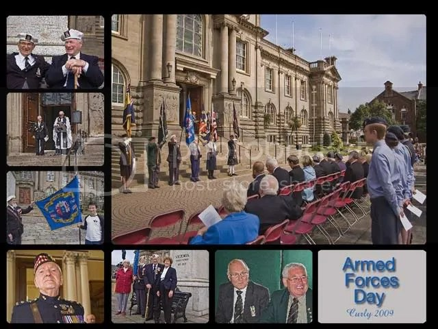 Armed Forces Day, South Shields