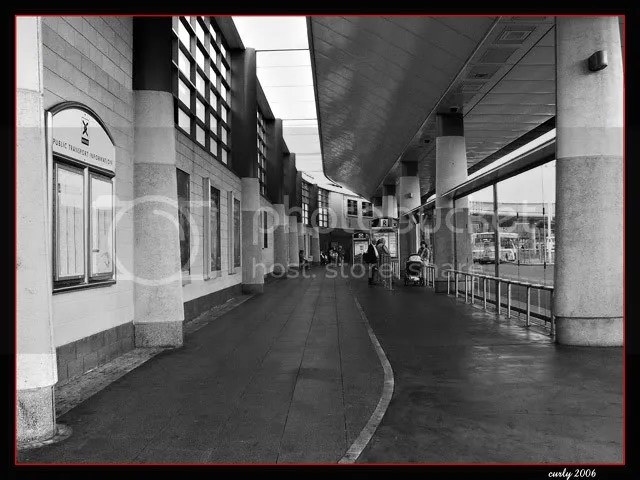 picture of Park Lane bus station, Sunderland