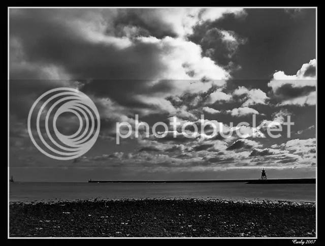 Sunrise, South Shields Harbour