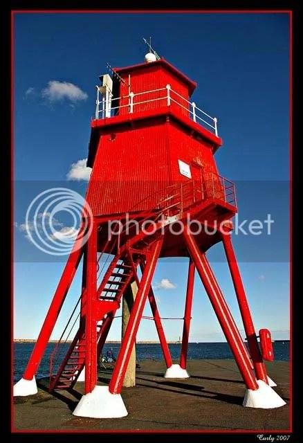 South Shields Groyne Pier