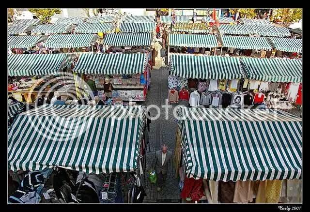 South Shields Market Place