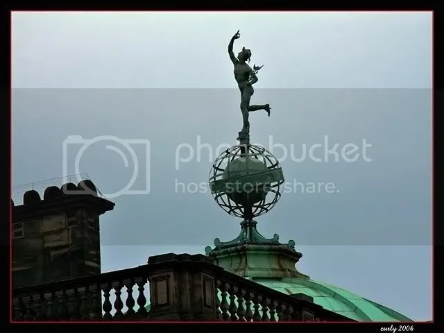 picture, detail from South Shields Town Hall