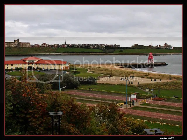 Picture of the harbour, South Shields