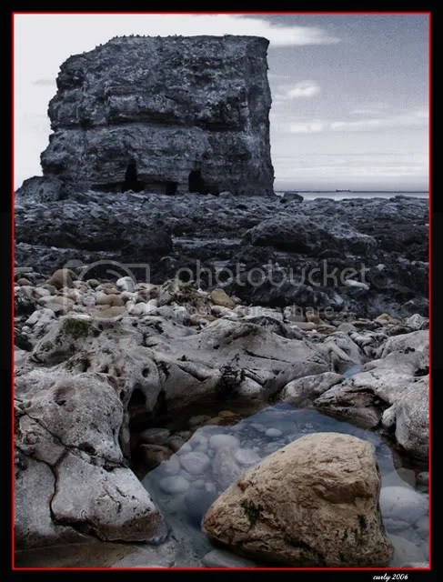 picture of Marsden Rock, South Shields