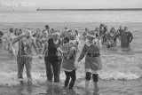 Boxing Day dip, South Shields