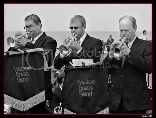 Westoe Brass Band, South Shields