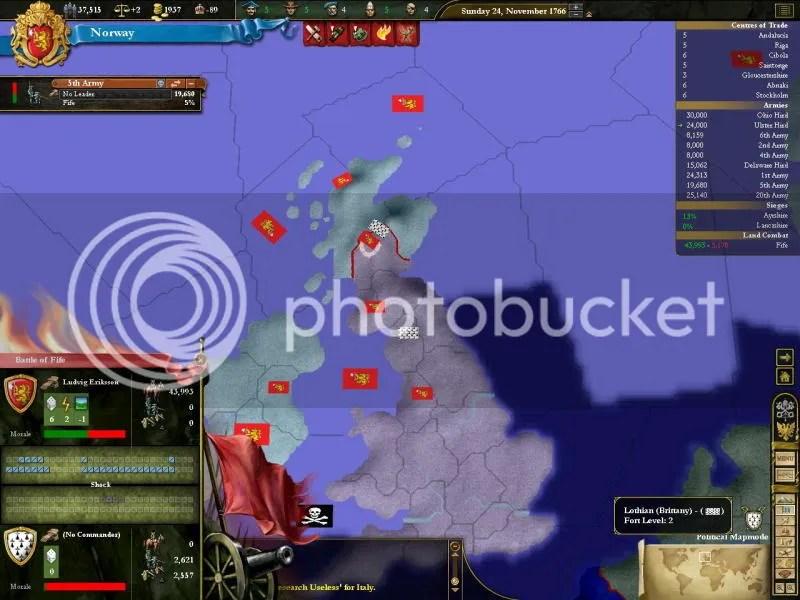 England 1767