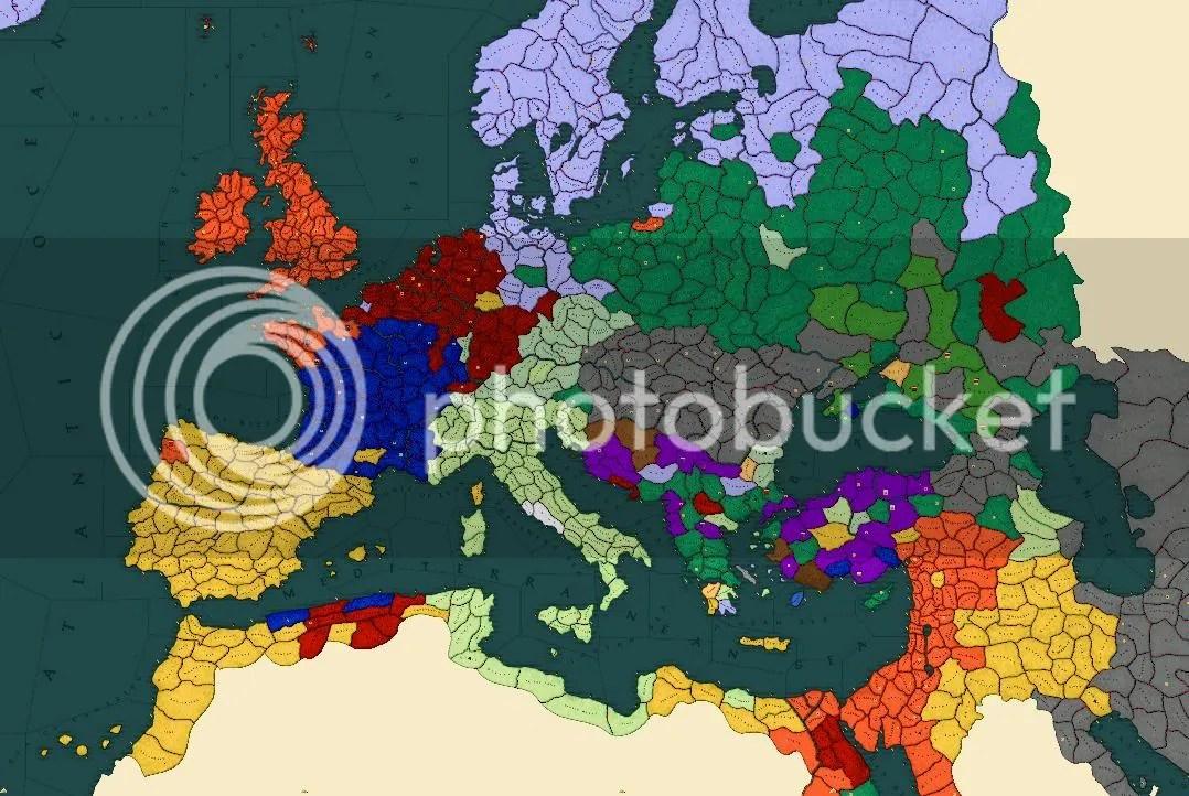 Europe 1367