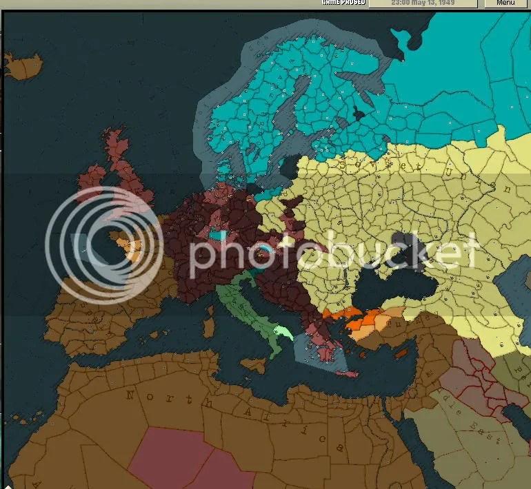 Europe 1949