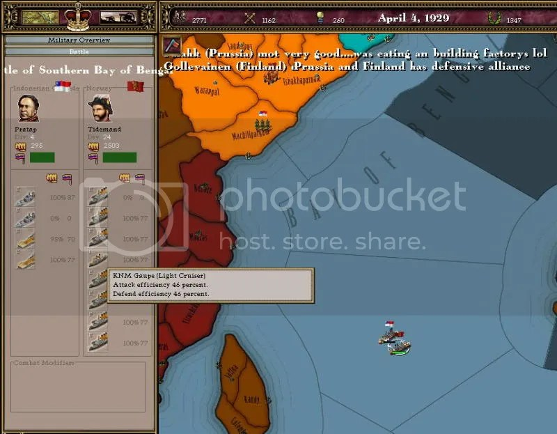 Naval Battle 1