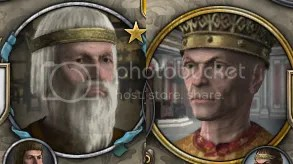Ragnvald and Malcolm in their age