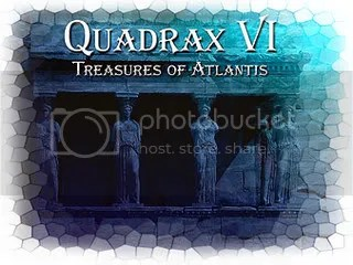 Quadrax VI: Treasures of Atlantis