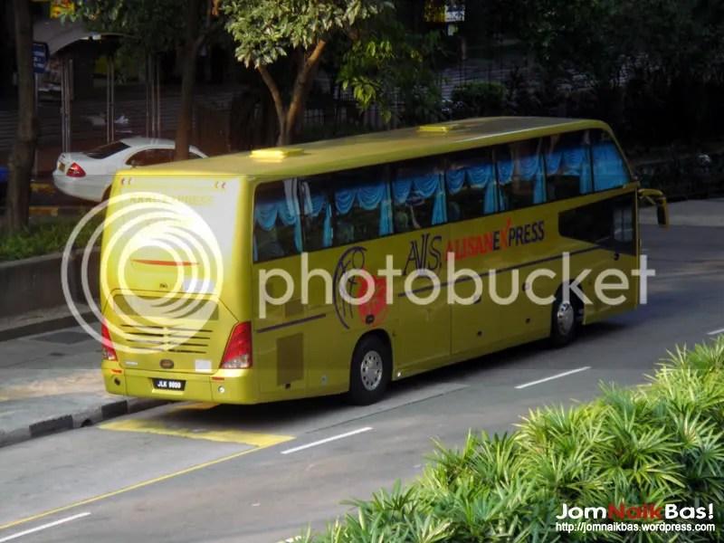 JLK8899 at Golden Mile Complex, Singapore.
