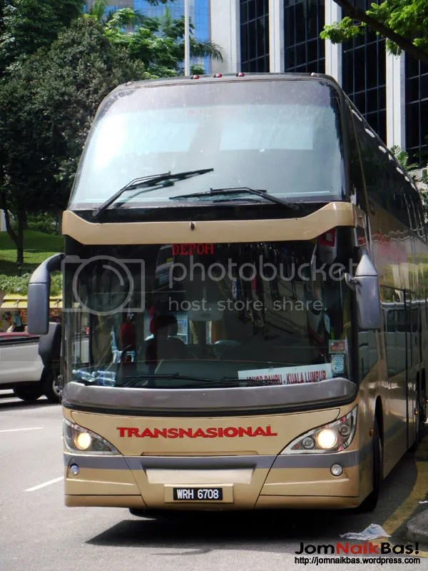 Skyview T301S soon after arriving at Puduraya, KL.