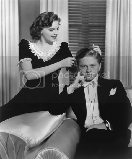 Andy Hardy meets a debutante, and does not enjoy the experience. When are we blowing candles?