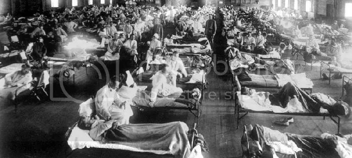Flu of 1918