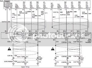 1999 c5 factory radio wire diagram  CorvetteForum
