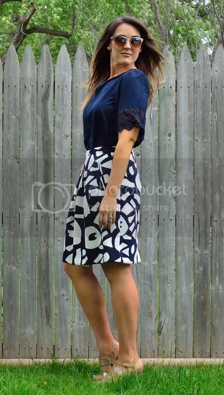 photo blue and cream patterned skirt.jpg
