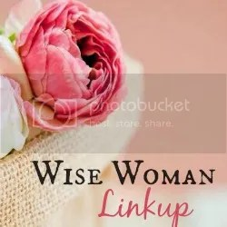 wise woman link-up