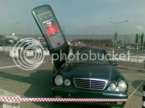 el móvil al volante es peligroso