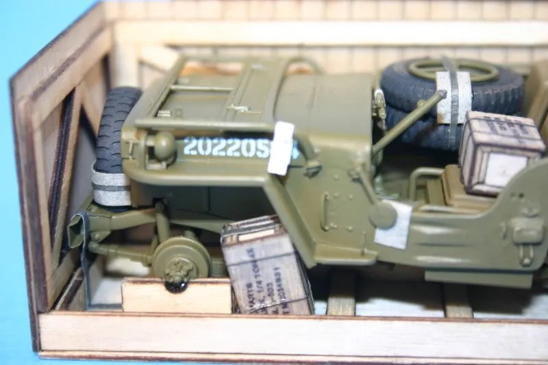 WW2 Jeeps In The Crate | 42FordGPW's Weblog