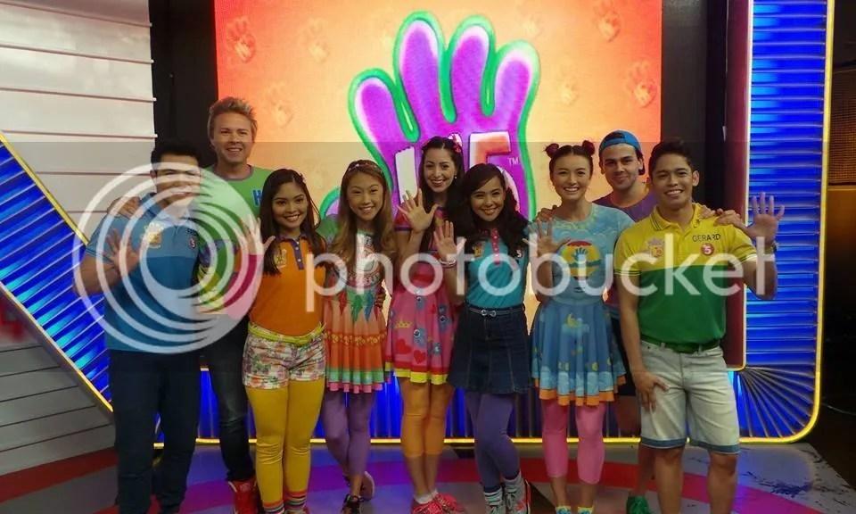Hi-5 Australia x Hi-5 Philippines = Amazing All Star Cast