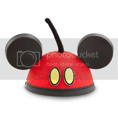 Mickey's Pants on My Head
