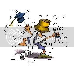 graduation comic