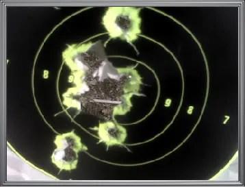 25 Yard Target