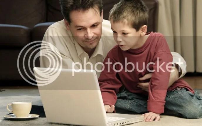 internet aman bersama orang tua