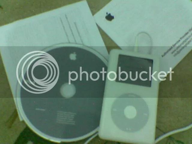 abe poetra dan iPod